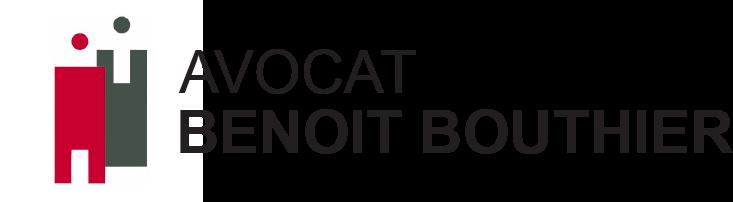 Benoit Bouthier Avocat Logo